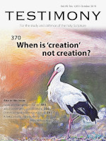 Cover of Testimony magazine volume 89 issue 1053